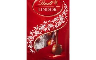Save $0.75 off (1) Lindt Lindor Chocolates Printable Coupon
