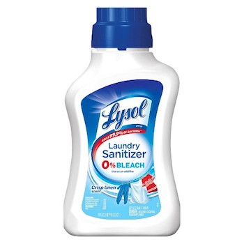 picture regarding Lysol Printable Coupons titled Help you save $1.50 off (1) Lysol Laundry Sanitizer Coupon