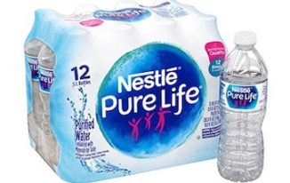 Save $1.00 off (2) Nestle Pure Life Water Printable Coupon