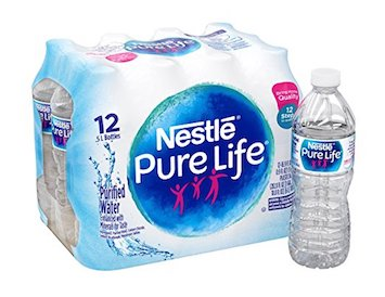 Save $1 off (2) Nestle Pure Life Water Printable Coupon