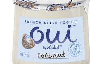 Save $1.00 off (4) Oui Yogurt by Yoplait Printable Coupon