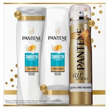 Pantene shampoo digital coupons