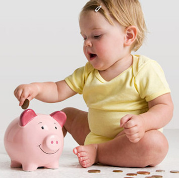 (25) Ways To Save Money On Baby Products For New Parents