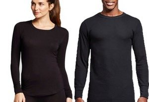 Save 20% off Winter Thermals at Target with Mobile Coupon