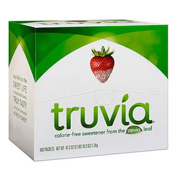 Save $1.50 off (1) Truvia Stevia Sweetener Printable Coupon