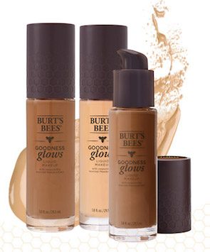 picture relating to Burt's Bees Coupons Printable called Conserve $3 off Burts Bees Goodness Glows Make-up Printable Coupon