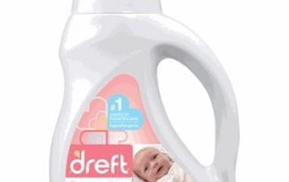 Save $2.00 off (1) Dreft Laundry Detergent Printable Coupon