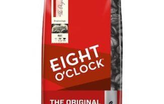 Save $1 off (1) Eight O'Clock Coffee Printable Coupon