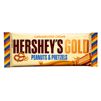 Save $0.75 off (2) Hershey's Gold Bars Printable Coupon