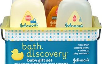 Save $3.00 Off (1) Johnson's Discovery Gift Set Printable Coupon