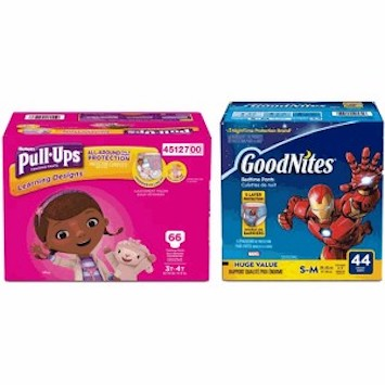 picture about Printable Coupon $3 Off Pull Ups identified as Conserve $3 off Pull Ups or Goodnites (Diapers) with Concentration