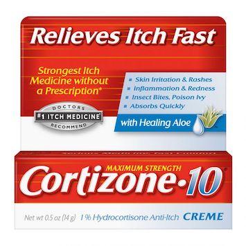Save $1.00 off (1) Cortizone 10 Cream Printable Coupon