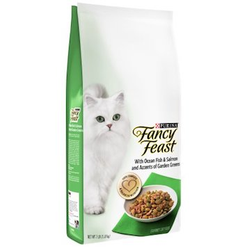 Save $1.00 off (1) Fancy Feast Dry Cat Food Printable Coupon
