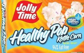 Save $1.00 off (2) Jolly Time Healthy Popcorn Printable Coupon