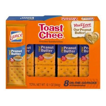 Save $1.00 off (2) Lance Crackers Printable Coupon