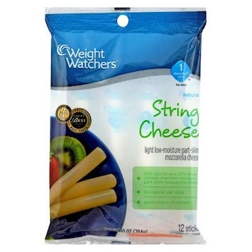 Save $0.75 off (1) Weight Watchers Cheese Products Coupon