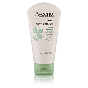 Save $1.00 off (1) Aveeno Facial Cleansers Printable Coupon