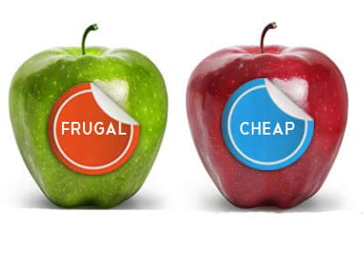 What's The Difference Between Frugal and Cheap?