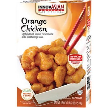 Save $2.50 off (2) Innovasian Cuisine Printable Coupon