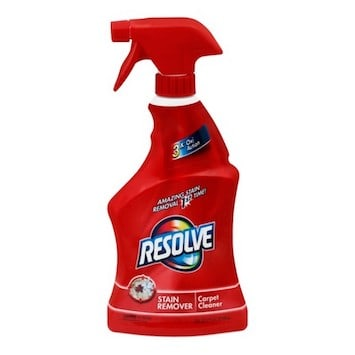 Save $1.00 off (1) Resolve Carpet Cleaner Printable Coupon