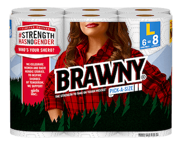 Save 1 50 Off Brawny Paper Towels With Printable Coupon 2018