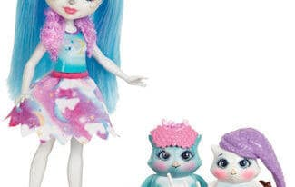 Save 20% off Enchantimals Dolls and Playsets with Target Coupon