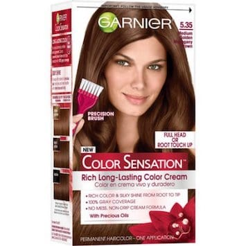 Save $1 off (2) Garnier Color Sensations Hair Color with Printable Coupon
