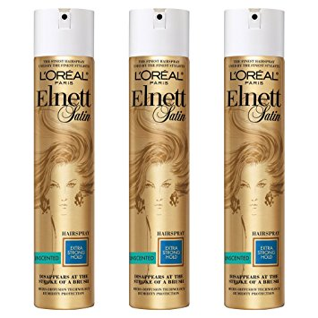 Save $2.50 off (1) L'Oreal Paris Elnett Hairspray Printable Coupon