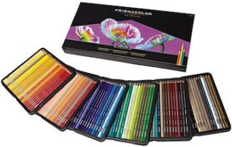 Save $7.75 off Prismacolor Premium Colored Pencils with Amazon Coupon