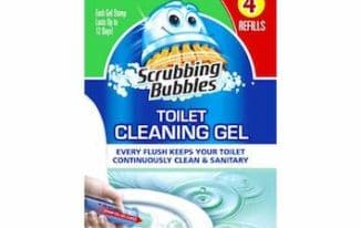 Save $1.00 off (1) Scrubbing Bubbles Gel Printable Coupon