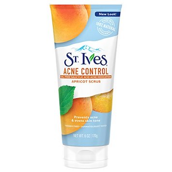 photo regarding St.ives Printable Coupons titled Help you save .25 off St. Ives Acne breakouts Facial Scrub with Amazon Coupon
