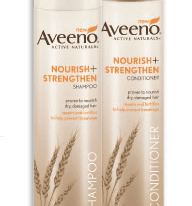 Save $1.00 off (1) Aveeno Hair Care Products Printable Coupon