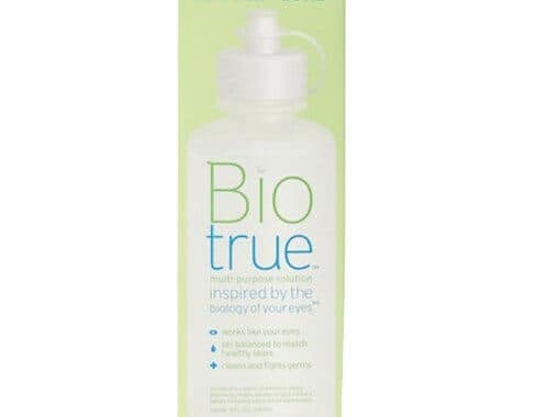 Save $3.00 off (1) BioTrue Multi-Purpose Solution Printable Coupon