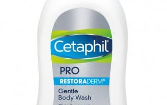$2 off any (1) Cetaphil Ultra Gentle Body Wash Printable Coupon