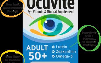 Save $3.00 off (1) Ocuvite Eye Vitamins Printable Coupon