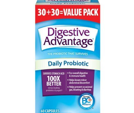 Save $1.00 off (1) Digestive Advantage Probiotic Printable Coupon