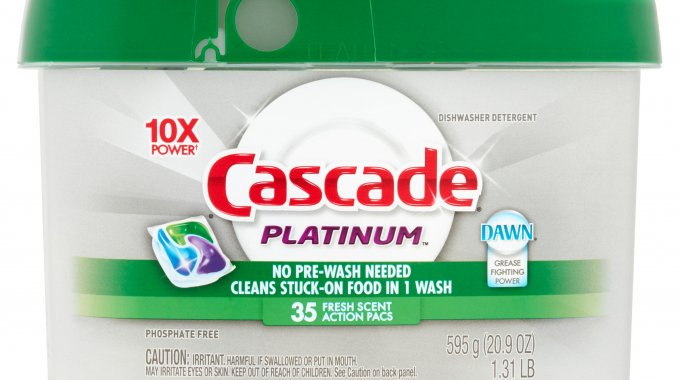 Save $1.00 off (1) Cascade Action Pacs Printable Coupon