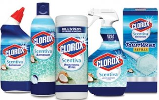 Save $1.50 off (2) Clorox Scentiva Printable Coupon