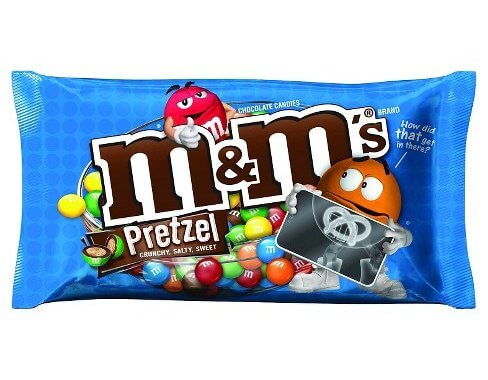 Save $1 off any (1) Crunchy M&M's Chocolate Candies Printable Coupon