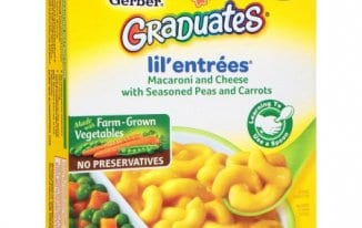 Save $1.00 off (4) Gerber Meals Printable Coupon