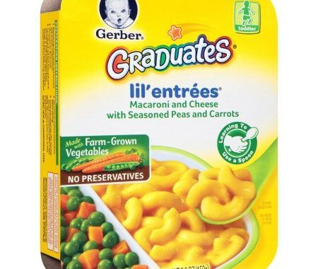 Save $1.50 off (4) Gerber Meals Printable Coupon