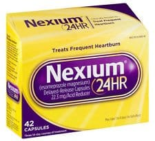 Save $3.00 off (1) Nexium 24 Hour Printable Coupon
