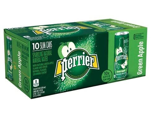 $1 off any (1) Perrier 10-pk Cans or .5L 6pk Printable Coupon