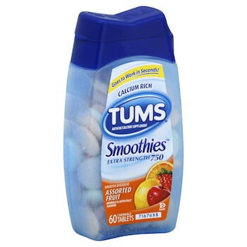 Save $0.75 off any (1) Tums with Printable Coupon