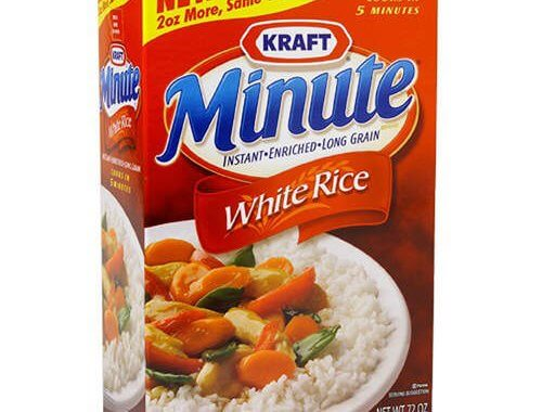 0.75 off any (1) Minute Rice Coupon Printable Deal
