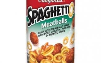 Save $0.75 off any (4) SpaghettiOs Printable Coupon