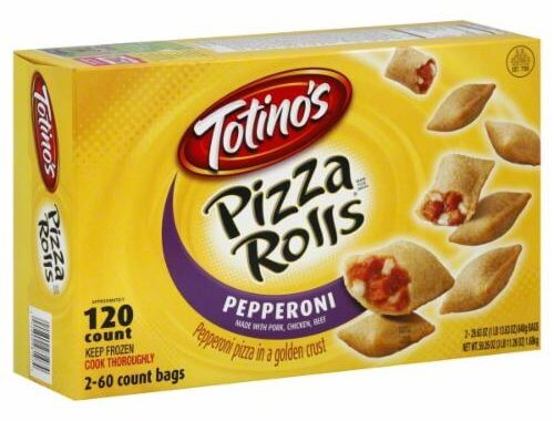 Save $1.50 off (2) Totino's Pizza Rolls Printable Coupon