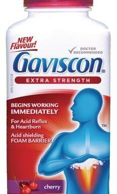 Save $1.50 off any (1) Gaviscon Printable Coupon