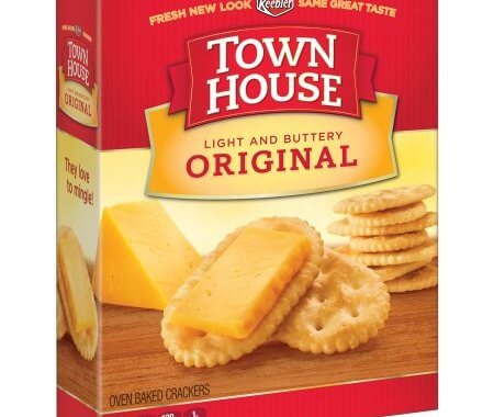 Save $1.00 off (2) Keebler Town House Crackers Coupon