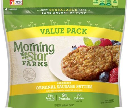 Save $1.00 off (2) MorningStar Farms Veggie Foods Product Coupon